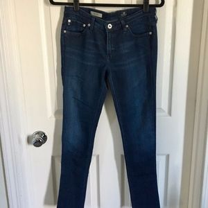 AG the stilt Cigarette Leg Size 28 skinny jean